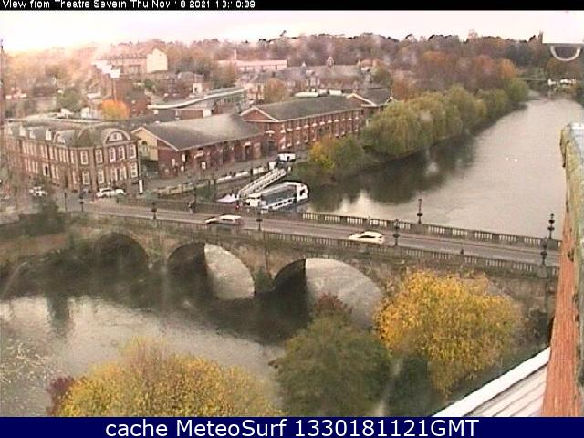 webcam Shrewsbury West Midlands