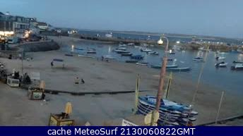 webcam St Ives Bay South West