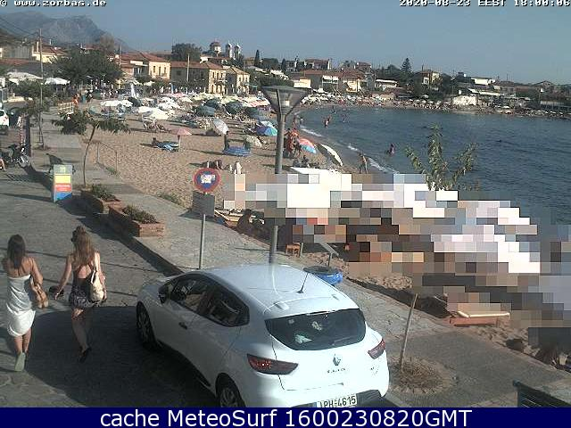 webcam Stoupa Messenia