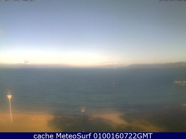 webcam Taupo Lake Taupo