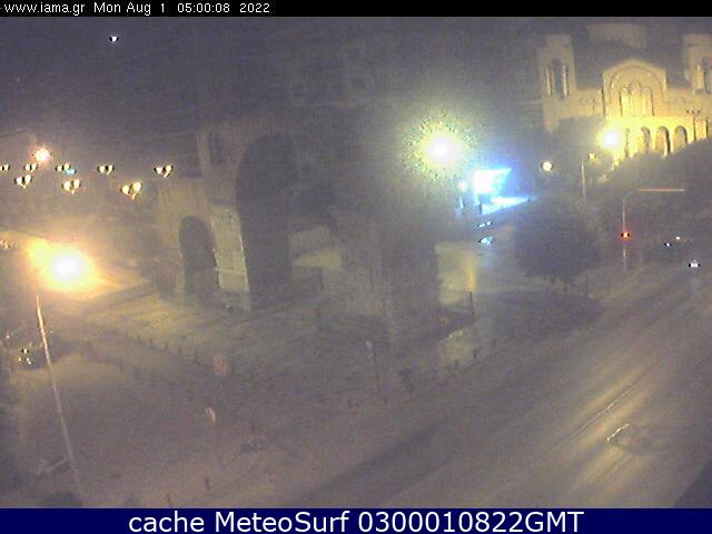 webcam Thessaloniki Thessaloniki