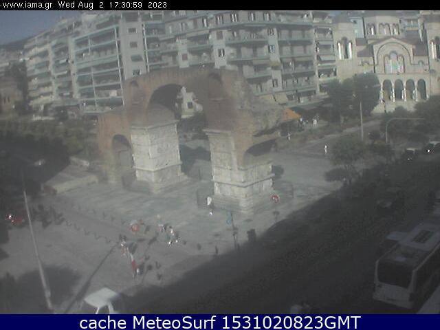 webcam Thessaloniki Thessaloniki