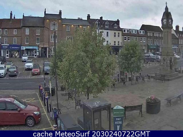 webcam Thirsk Yorkshire and the Humber
