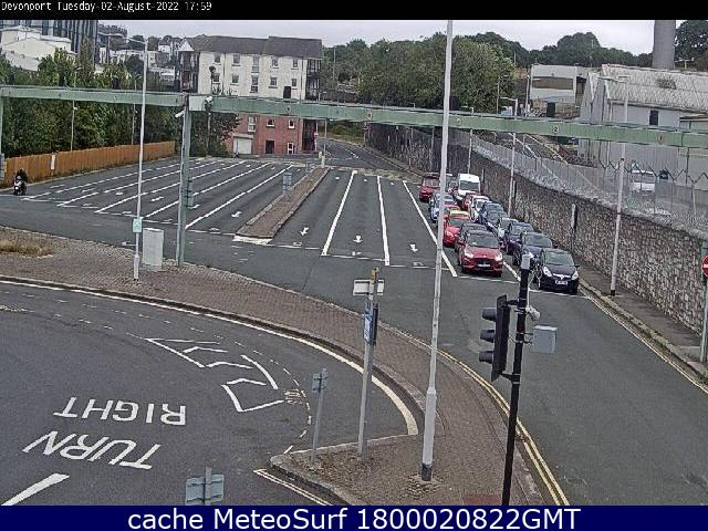 webcam Torpoint Ferry South West