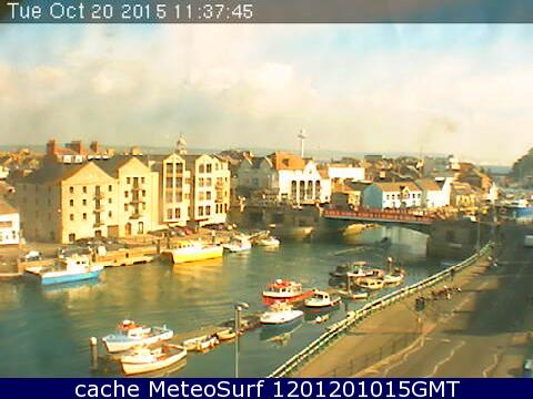 webcam Weymouth Bridge South West