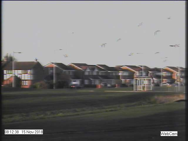 webcam North Wirral Coastal Park North West