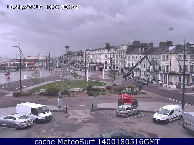 webcam Yarmouth Parade East of England
