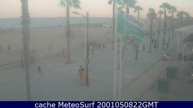 webcam La Patacona Alboraya Valencia