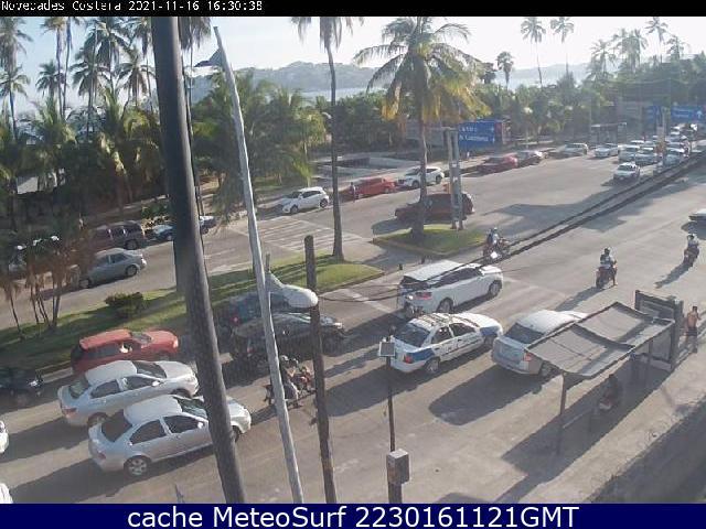 webcam Acapulco Ciudad Acapulco de Juárez