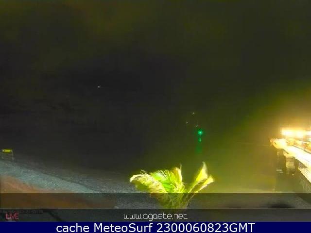 webcam Agaete Las Palmas