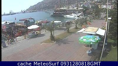 webcam Alanya Port Antalya