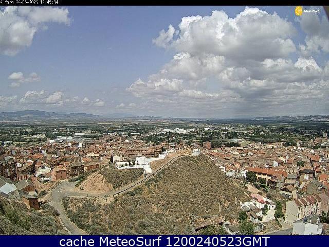 webcam Alfaro La Rioja