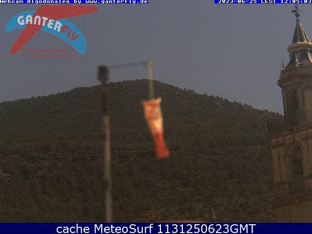 webcam Algodonales Sierra de Lijar Cadiz