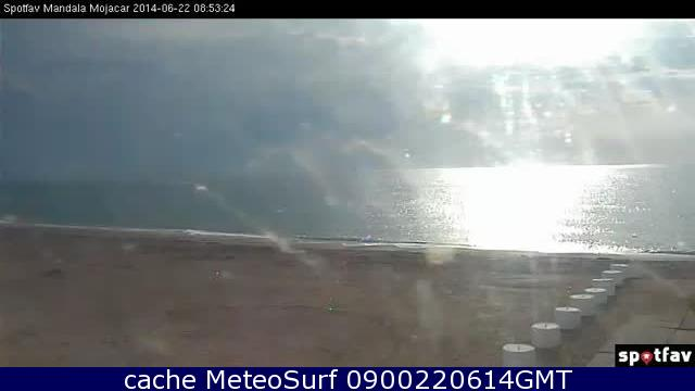 webcam Mojacar Almeria
