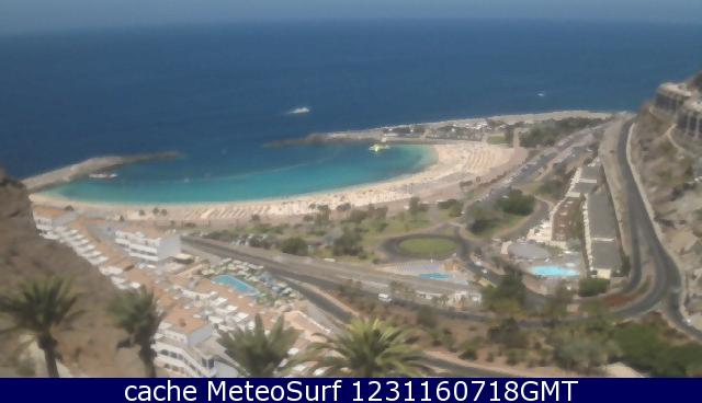 webcam Amadores Las Palmas