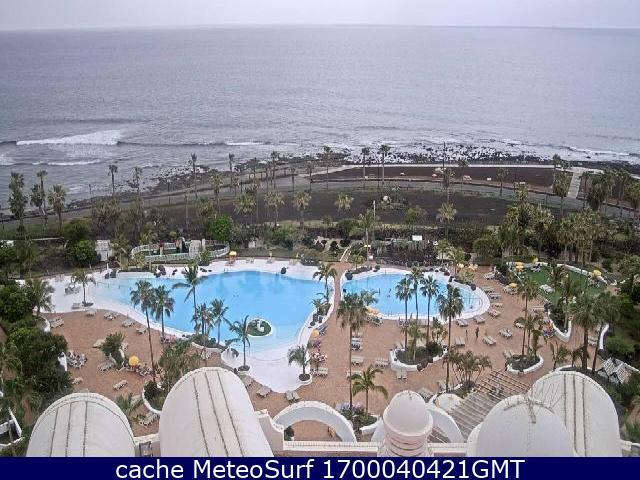 webcam Las Americas Santa Cruz de Tenerife