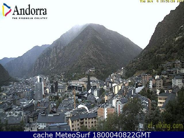 webcam Andorra la Vella 