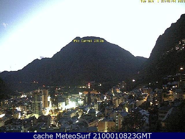 webcam Andorra la Vella