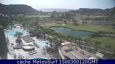 webcam Anfi del Mar Golf Las Palmas