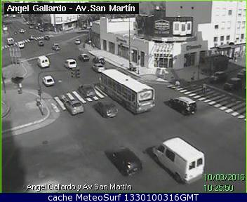 webcam Buenos Aires Av Angel Gallardo y Av San Martin Buenos Aires