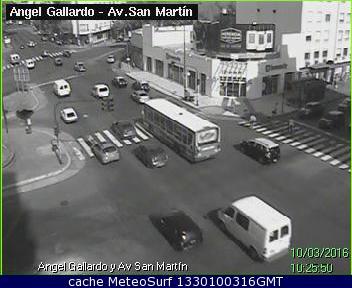 webcam Buenos Aires Av Angel Gallardo y Av San Martin Buenos Aires