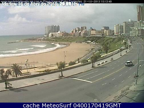 webcam Mar de Plata Buenos aires