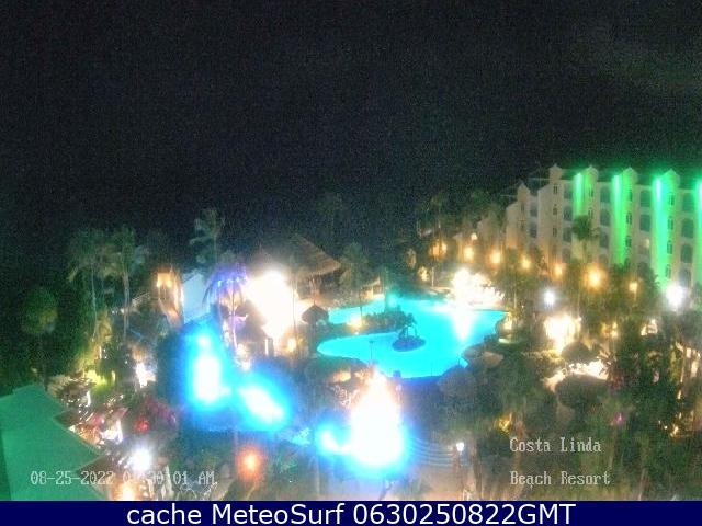 webcam Aruba Hotel Costa Linda Beach Resort Aruba
