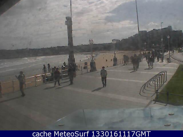 webcam Gijon Asturias