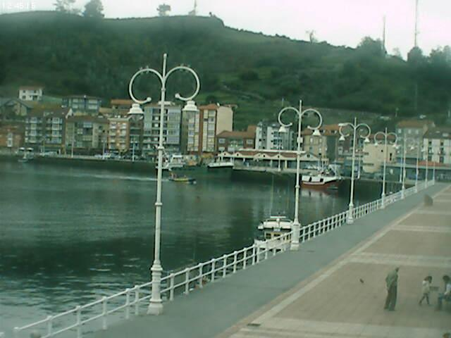 webcam Ribadesella Asturias
