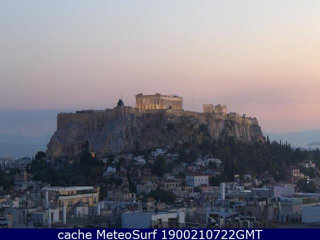 webcam Atenas Central Athens