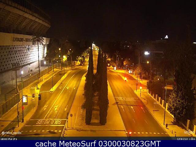webcam Avda de la Palmera  Glorieta Plus Ultra  Ctra Cádiz Sevilla