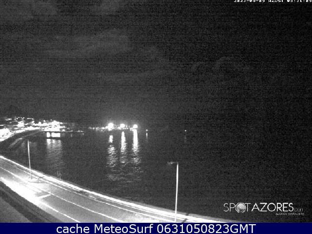 webcam Azores Lajes do Pico