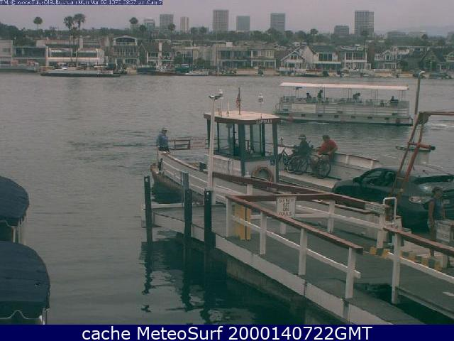 webcam Balboa Village Orange