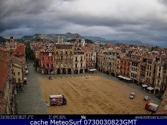 webcam Vic Barcelona