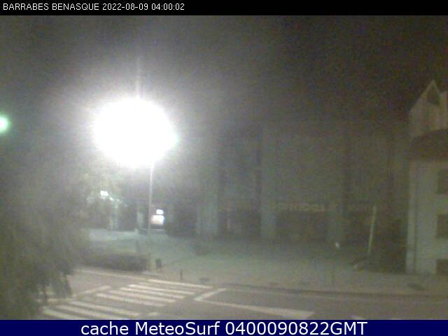 webcam Benasque Huesca