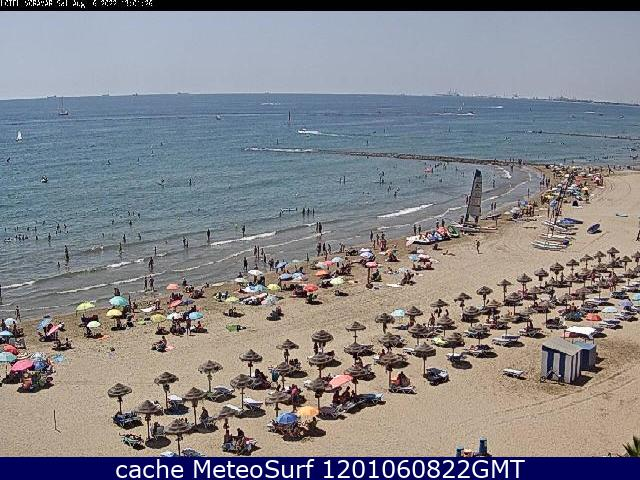 webcam Benicassim Castellon