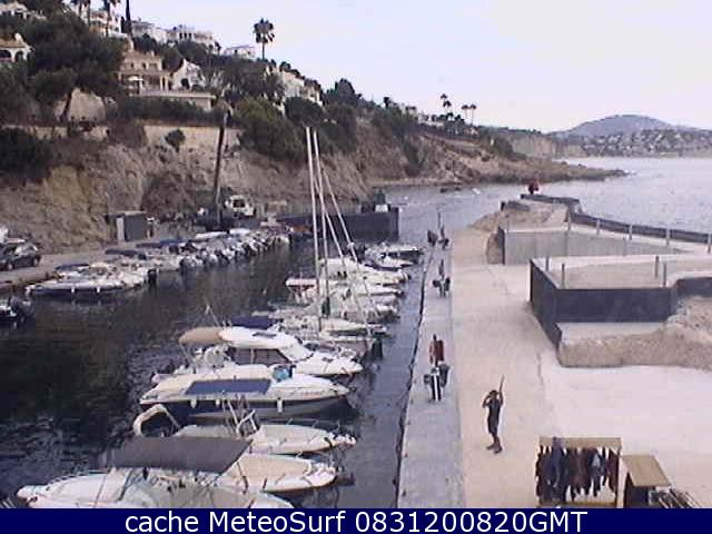webcam Benissa Alicante