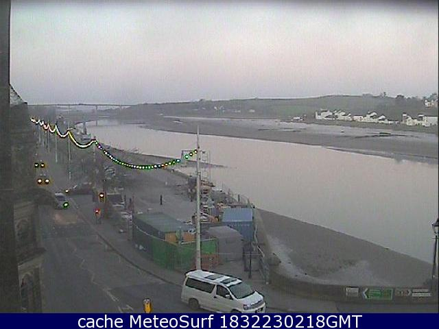 webcam Bideford South West