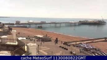 webcam Brighton East Sussex