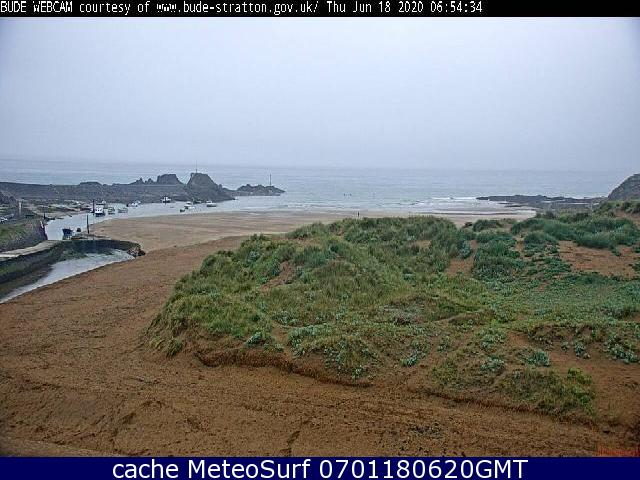 webcam Bude Surf Cornwall