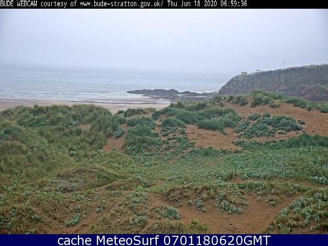 webcam Bude Sea Pool South West