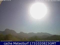 webcam Callosa del Sarria Alicante