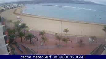 webcam Las Canteras Las Palmas