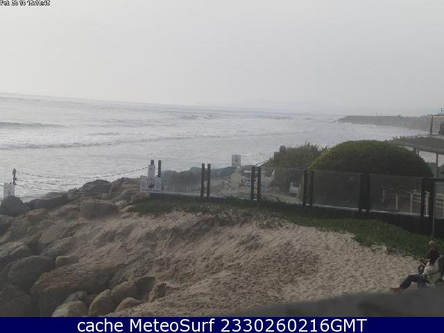 webcam Carpinteria Beach Santa Barbara