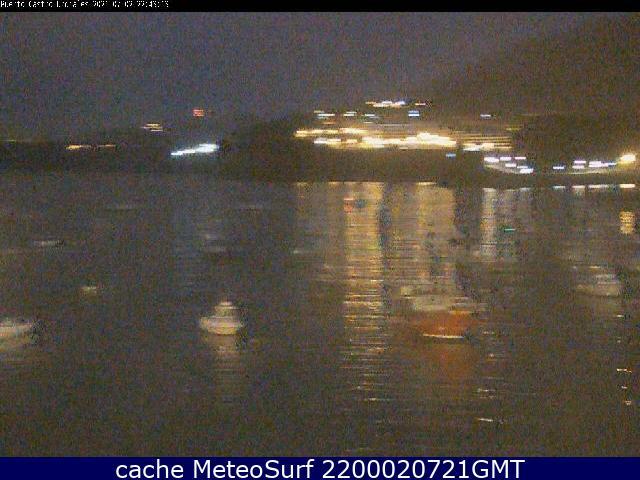 webcam Castro Urdiales Puerto Costa Oriental