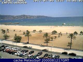 webcam Empuriabrava Gerona