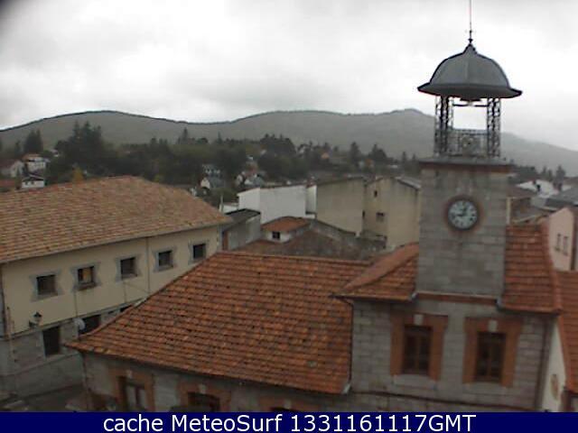 webcam Cercedilla Cuenca del Guadarrama