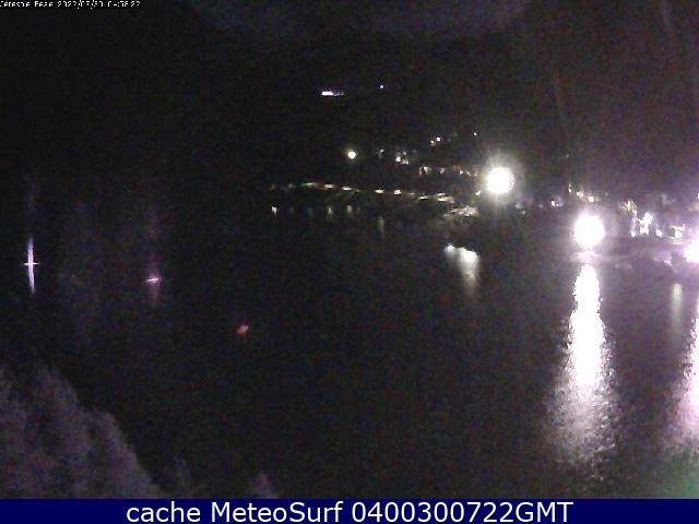 webcam Lago Ceresole Reale Turín