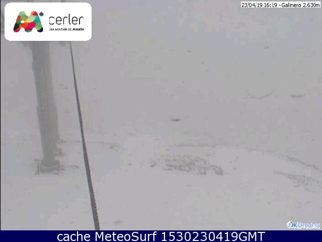 webcam Cerler Esqui Huesca