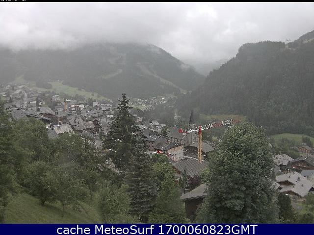 webcam Chatel Haute Savoie